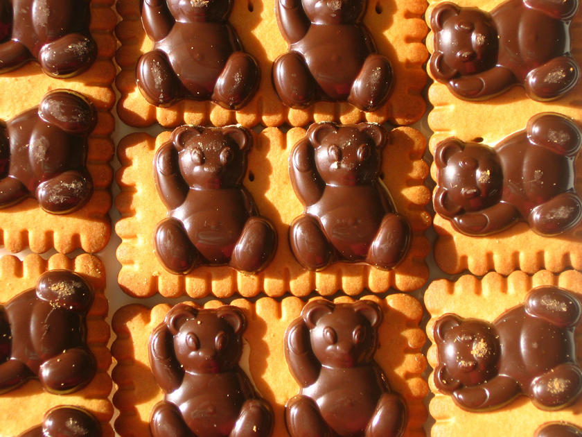 chocolate-bears